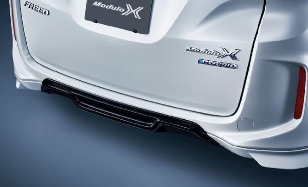 ホンダ「FREED」をベースにしたコンプリートカー、「FREED Modulo X」