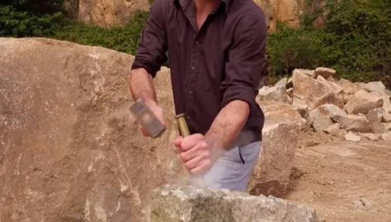 """石でできたスピーカー「Stones Speakers」-まさに""""ロック!"""""""