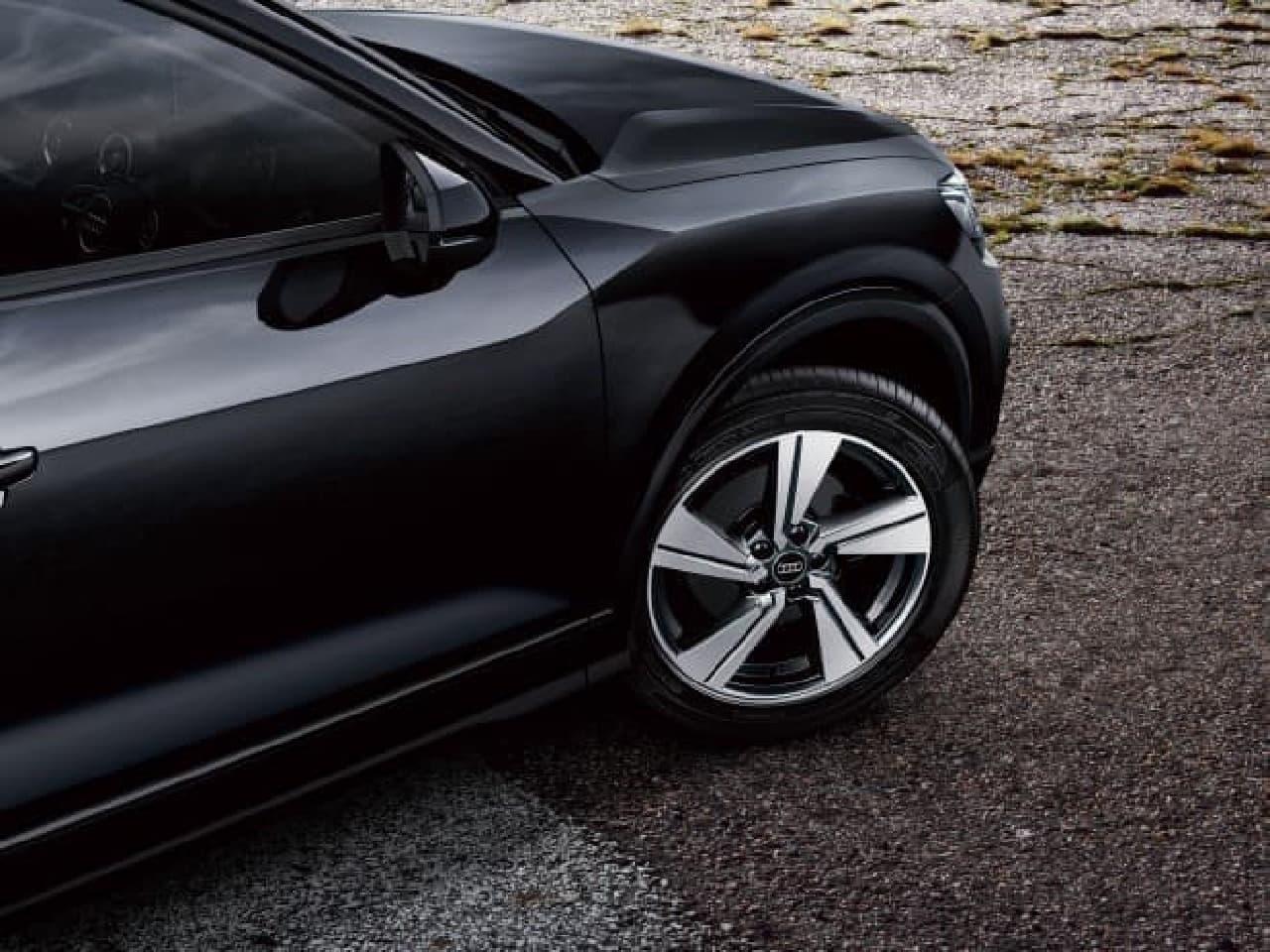 「Audi Q2」に、ロングドライブをテーマにした限定車「Audi Q2 #touring limited」