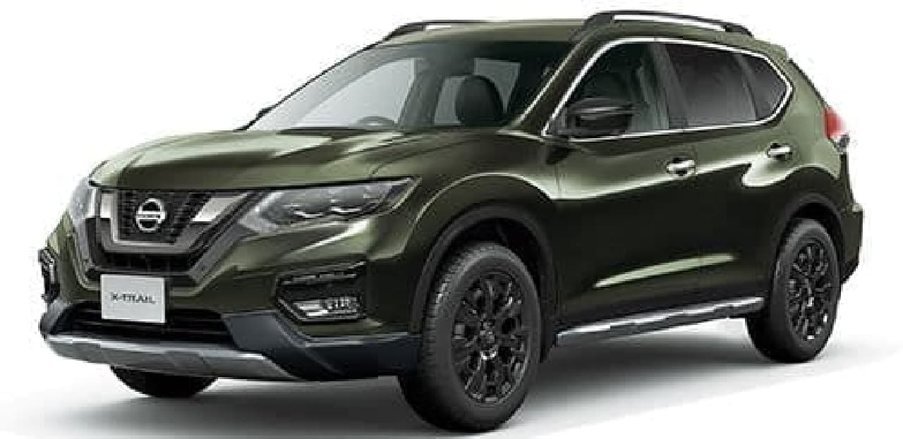 エクストレイル特別仕様車オーテック 「20Xi エクストリーマーX」 4WD