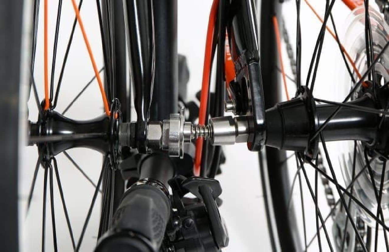 車「202X Giant Killing(ジャイアントキリング)」が自転車ブランドDOPPELGANGERから販売開始