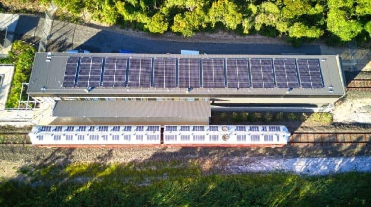 オーストラリアのByron Bay Railroadが、ソーラー電車の運行を開始