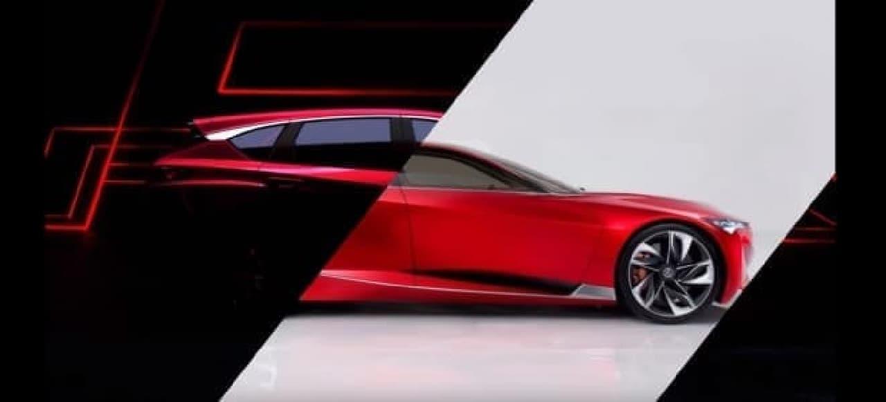 ホンダ、Acuraブランドの新型「RDX」プロトタイプを公開