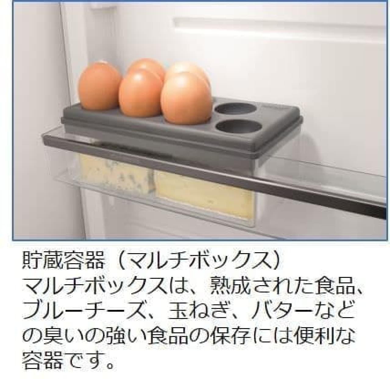 VWバスにインスパイアされた冷蔵庫、二子玉川 蔦屋家電で