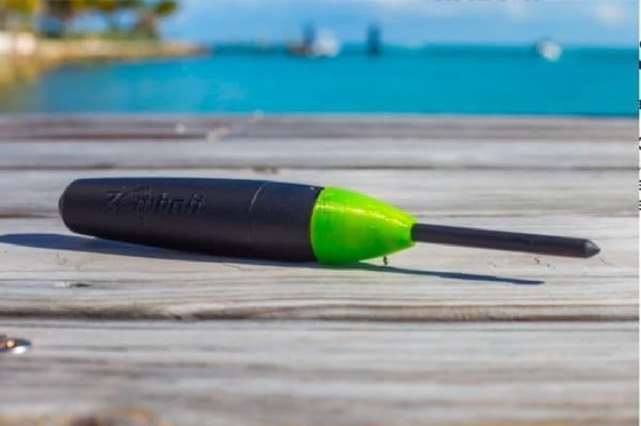 ゾンビのサカナが海を泳ぐ―生きているエサに見せかける魚釣りデバイス「Zombait」