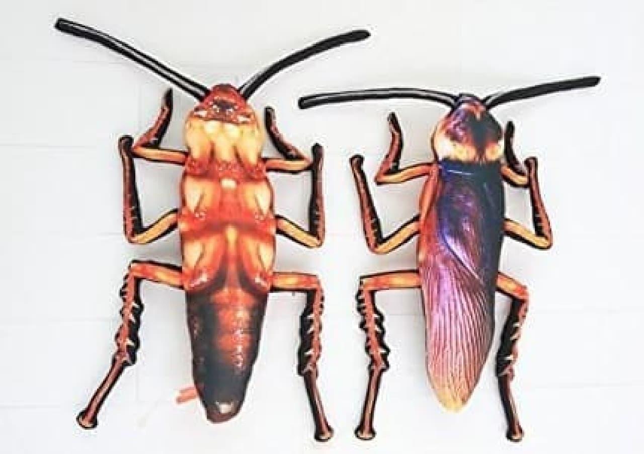 ゴキブリクッション枕