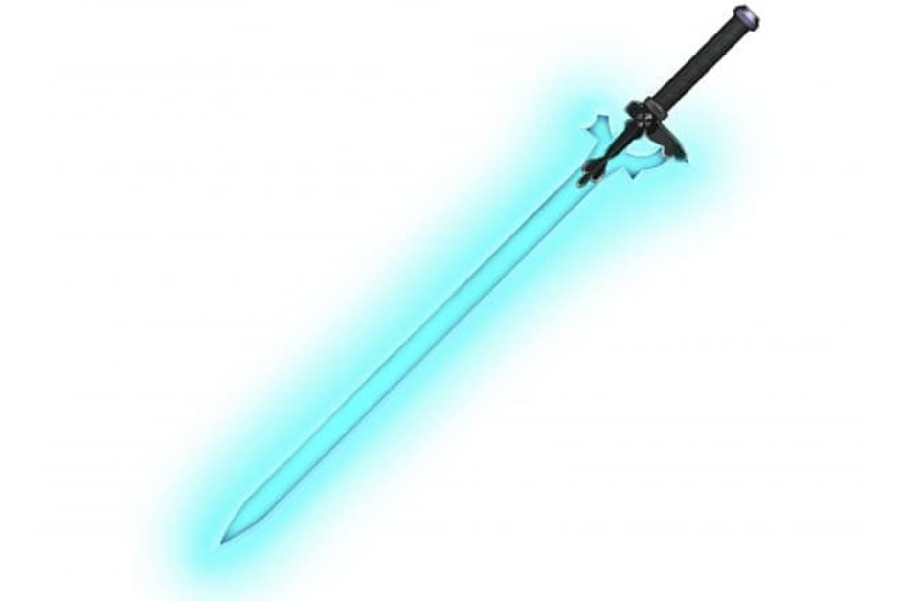 剣のおもちゃのイメージ