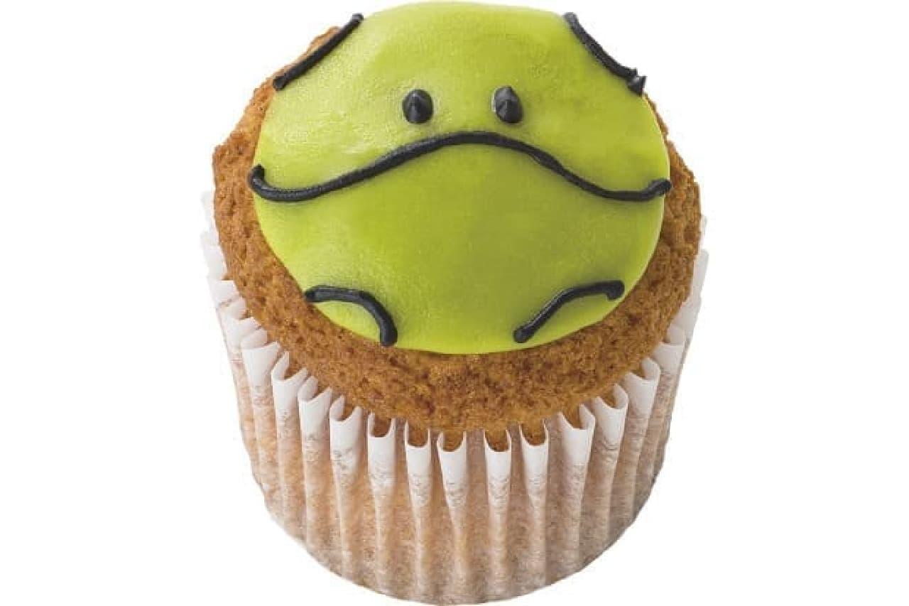 カップケーキのイメージ