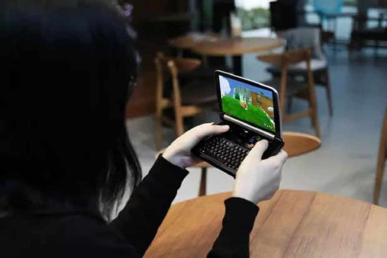 6インチサイズのWindows 10ゲームコンソール「GPD Win 2」