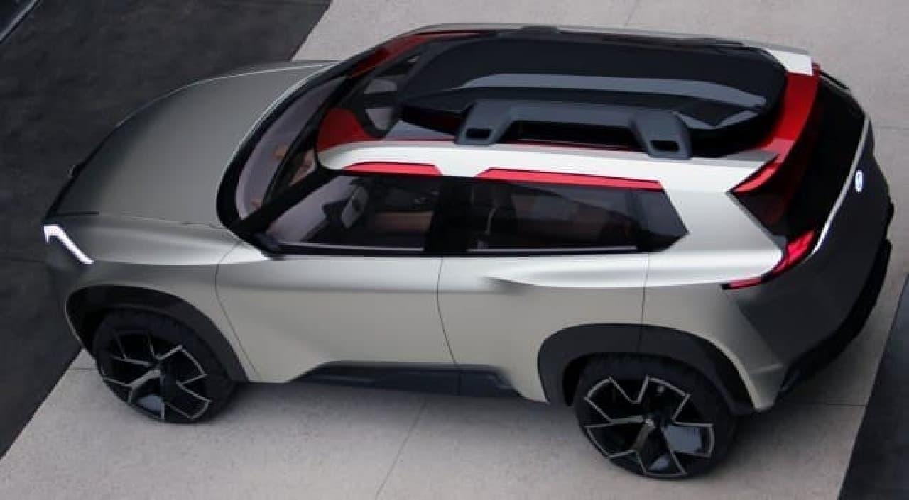 日産車、コンセプトカー「Xmotion」を北米国際自動車ショーで公開