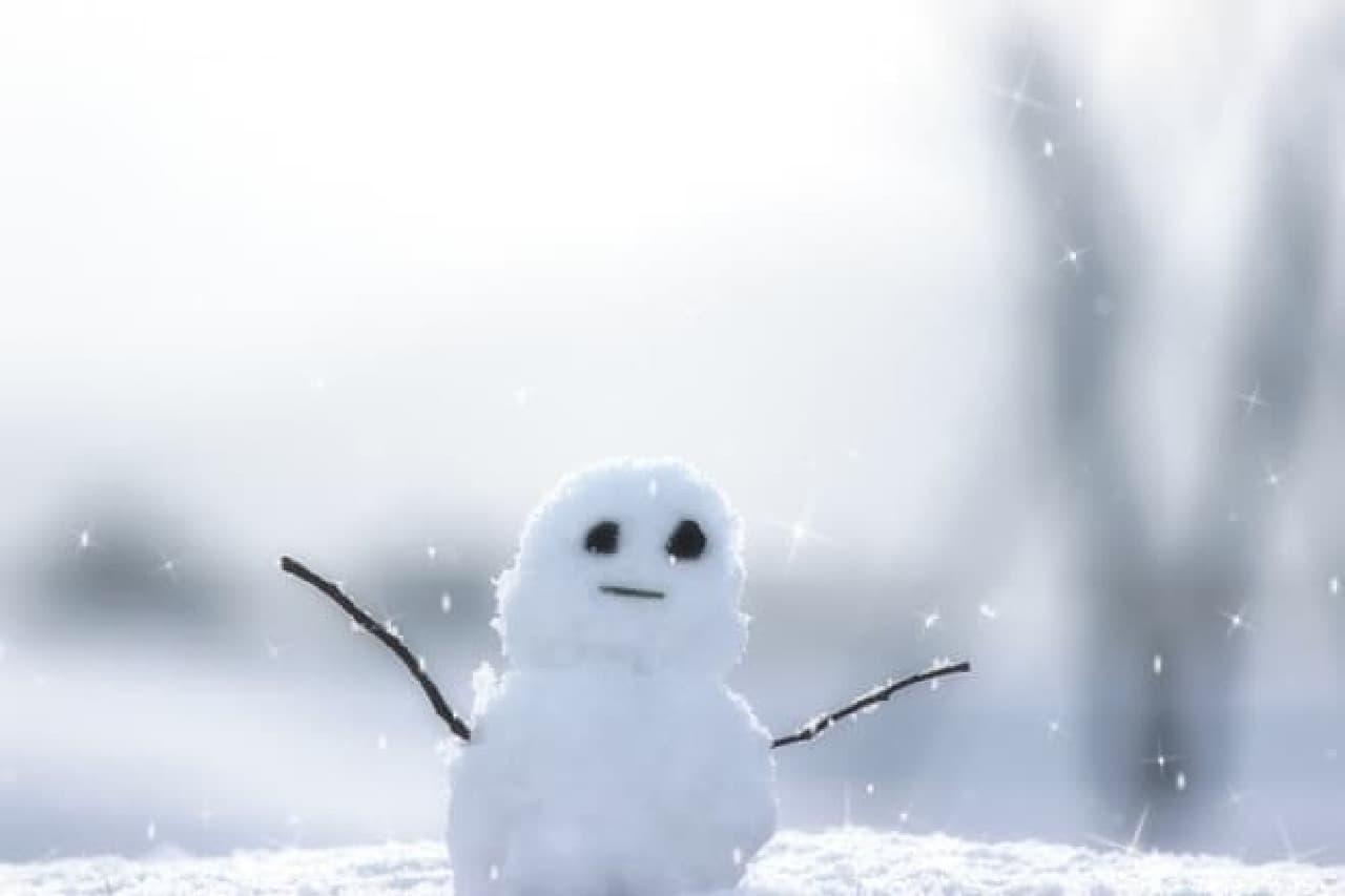 雪のイメージ画像