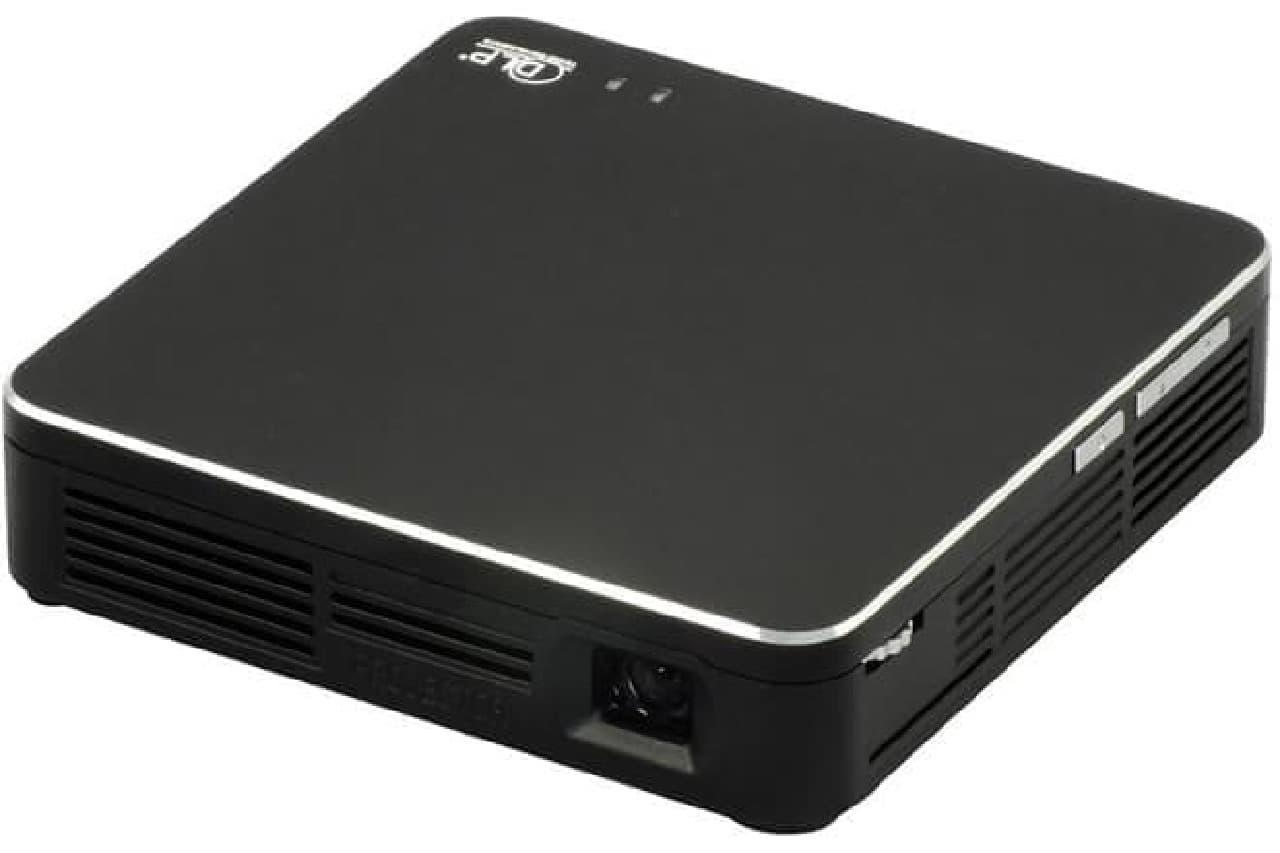 USBモバイルプロジェクター