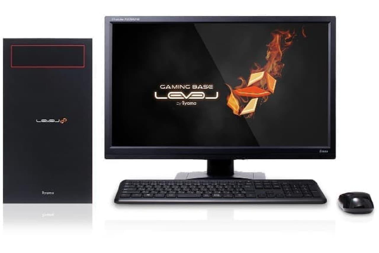 iiyama PCの新モデル