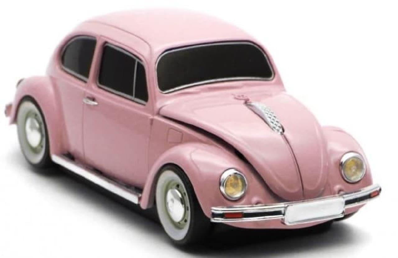 Volkswagen クラシック ビートル 無線マウス