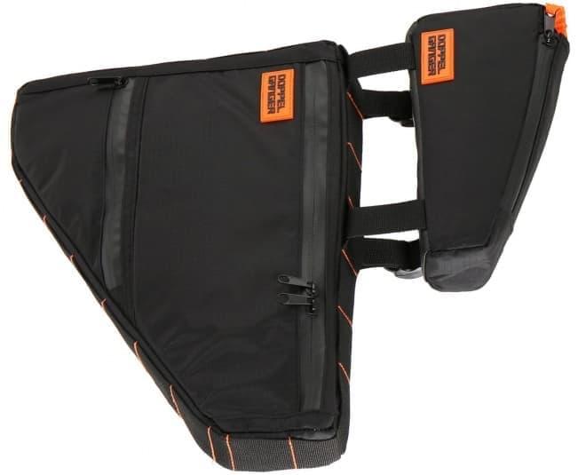 自転車用バッグ「トリプルストレージフレームバッグ」、「DOPPELGANGER」から