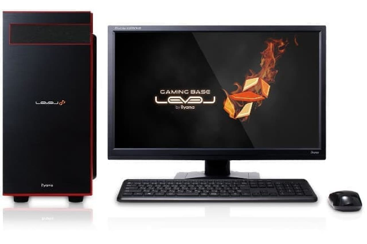 iiyama PCのイメージ