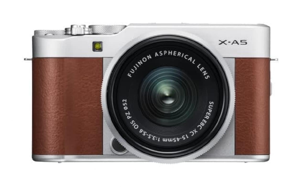 富士フイルムのカメラのイメージ