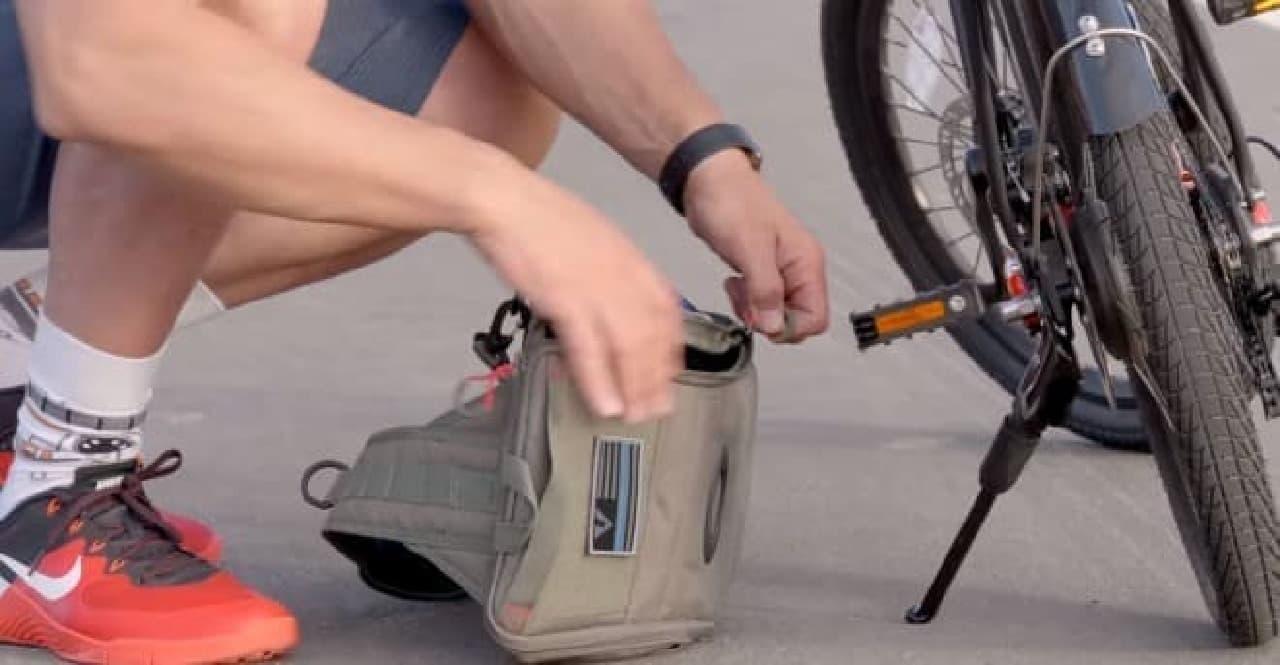 通勤用の電動アシスト自転車「Zycle」