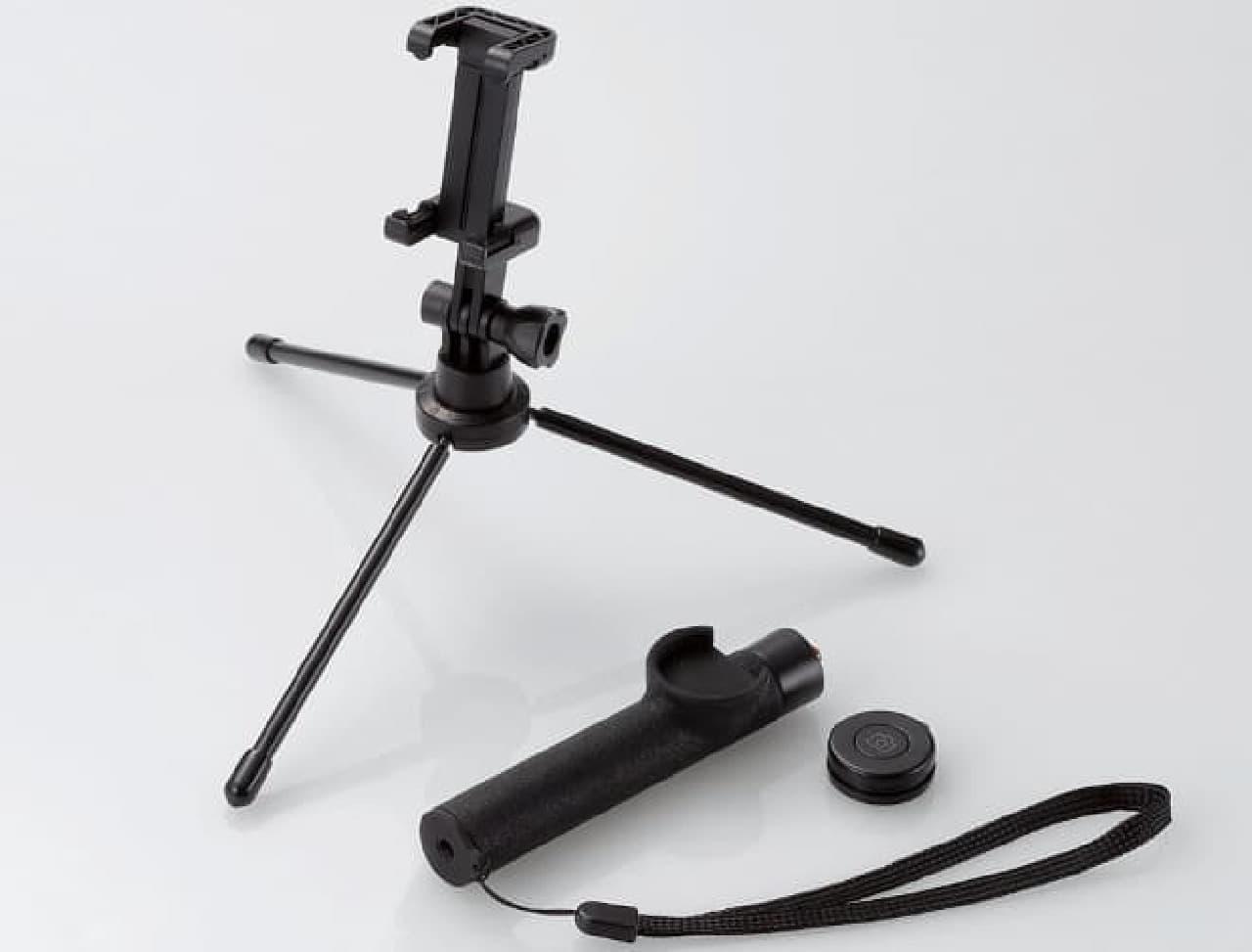 自撮り棒のイメージ