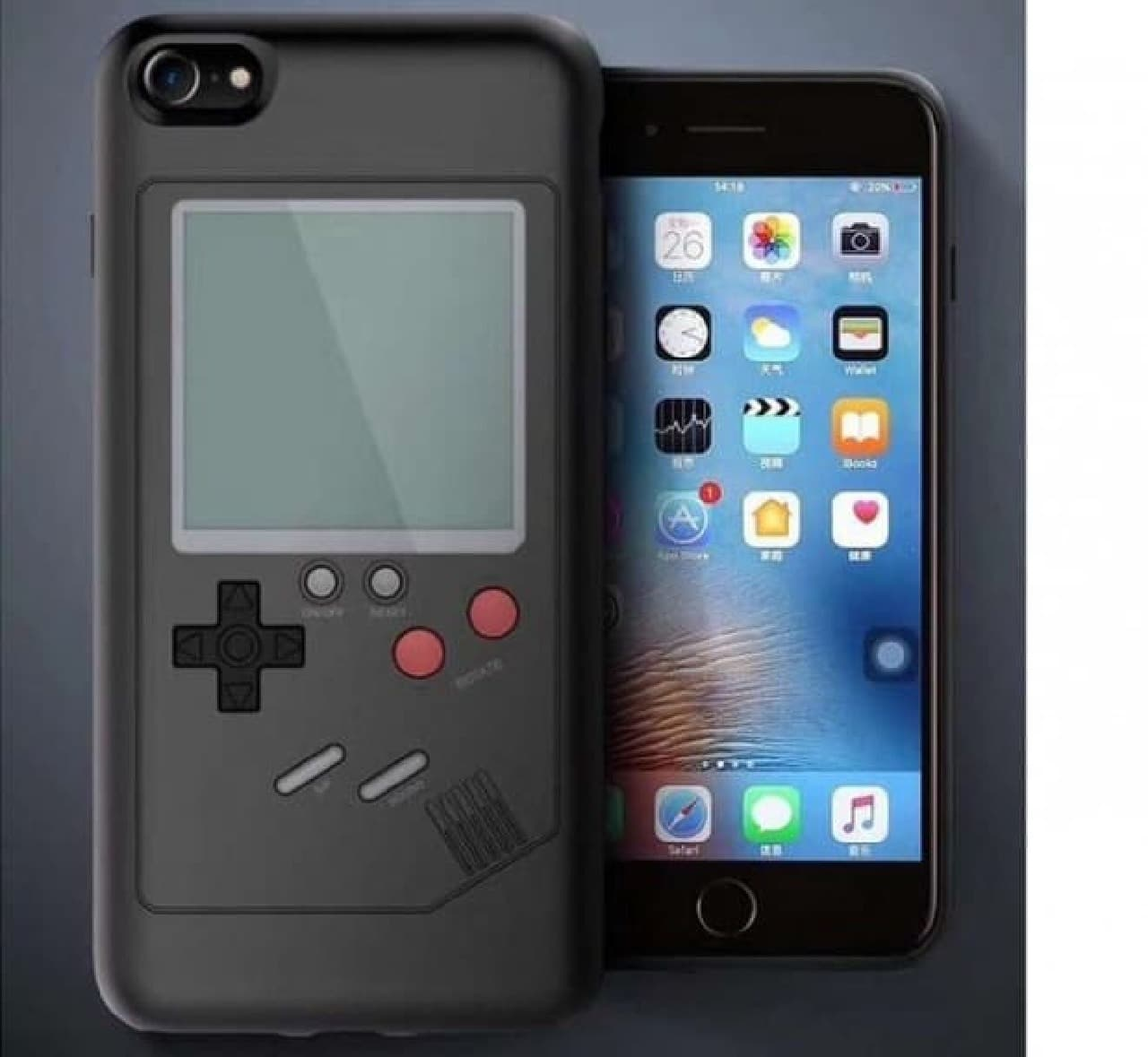 iPhone用カバー「DOITOP Game Console Cover Case」