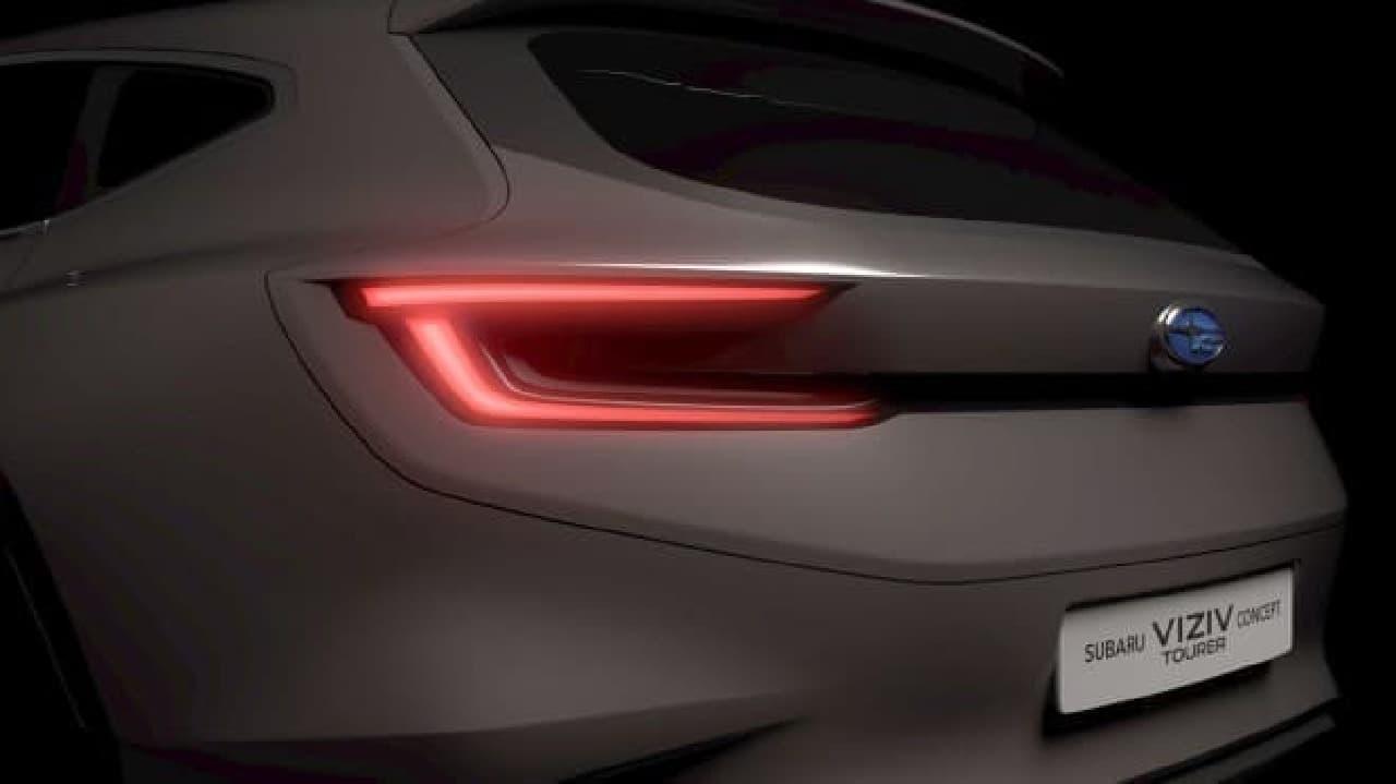 SUBARU、コンセプトカー「SUBARU VIZIV TOURER CONCEPT」をジュネーブ国際モーターショーで公開