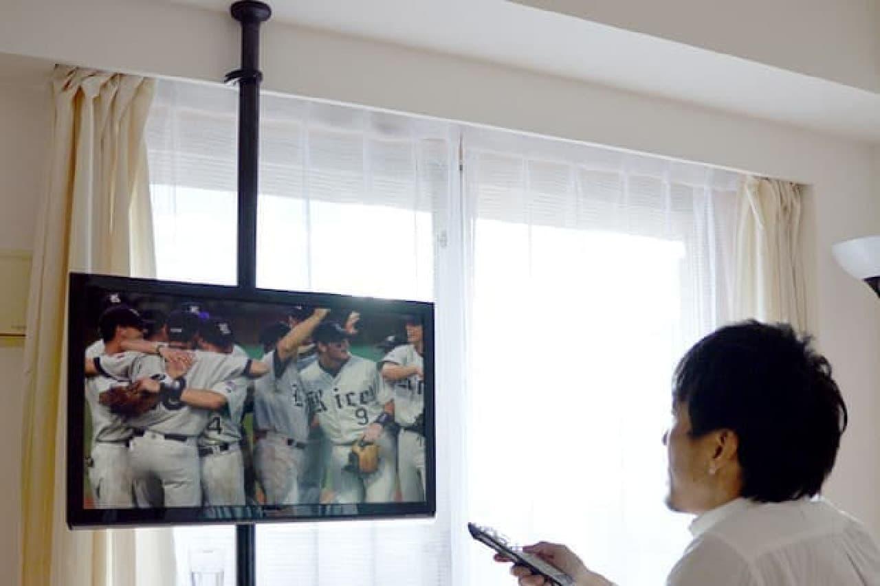 テレビスタンドのイメージ