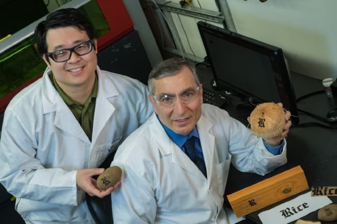 食べられるグラフェン製造技術、ライス大学が開発中