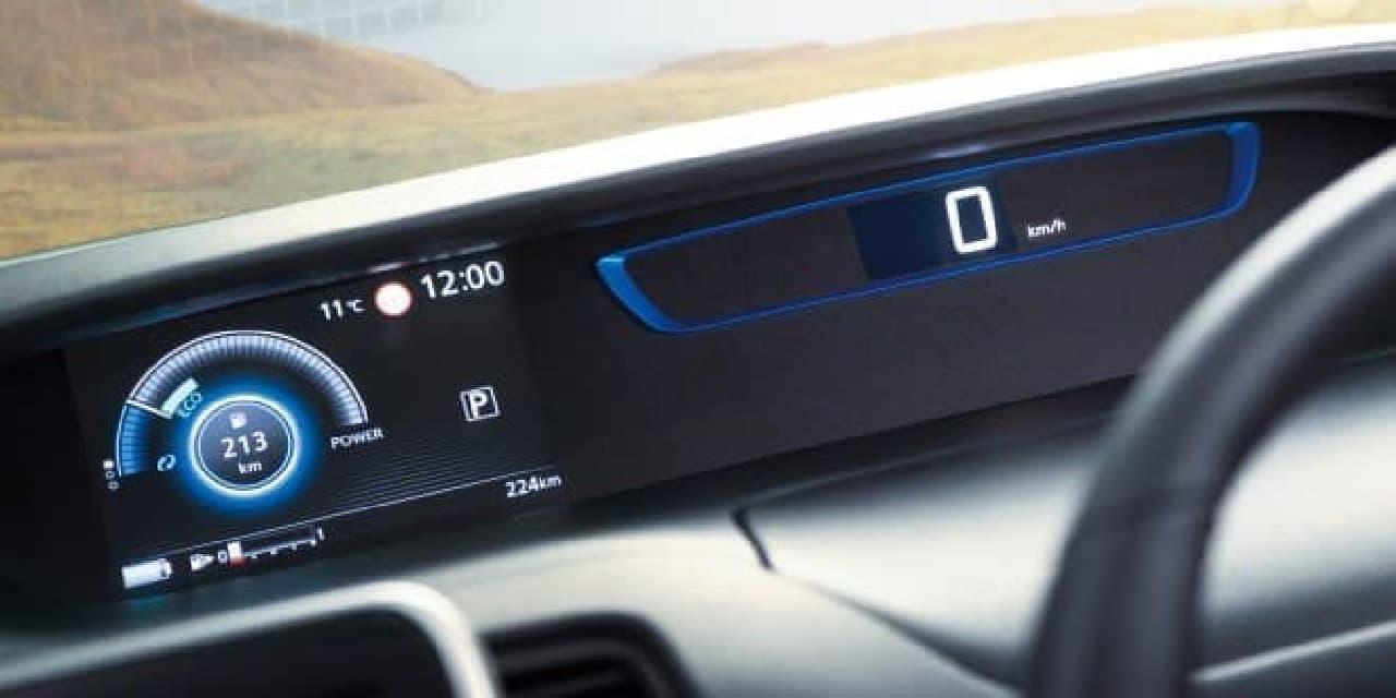 日産セレナに電動パワートレインe-POWERを搭載した「セレナ e-POWER」