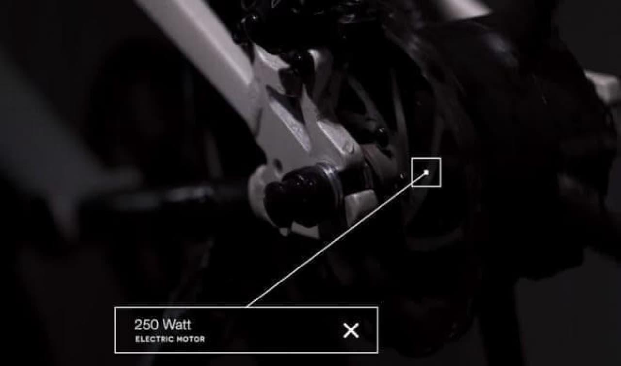 太陽光で走る電動アシスト自転車「Kvaern」