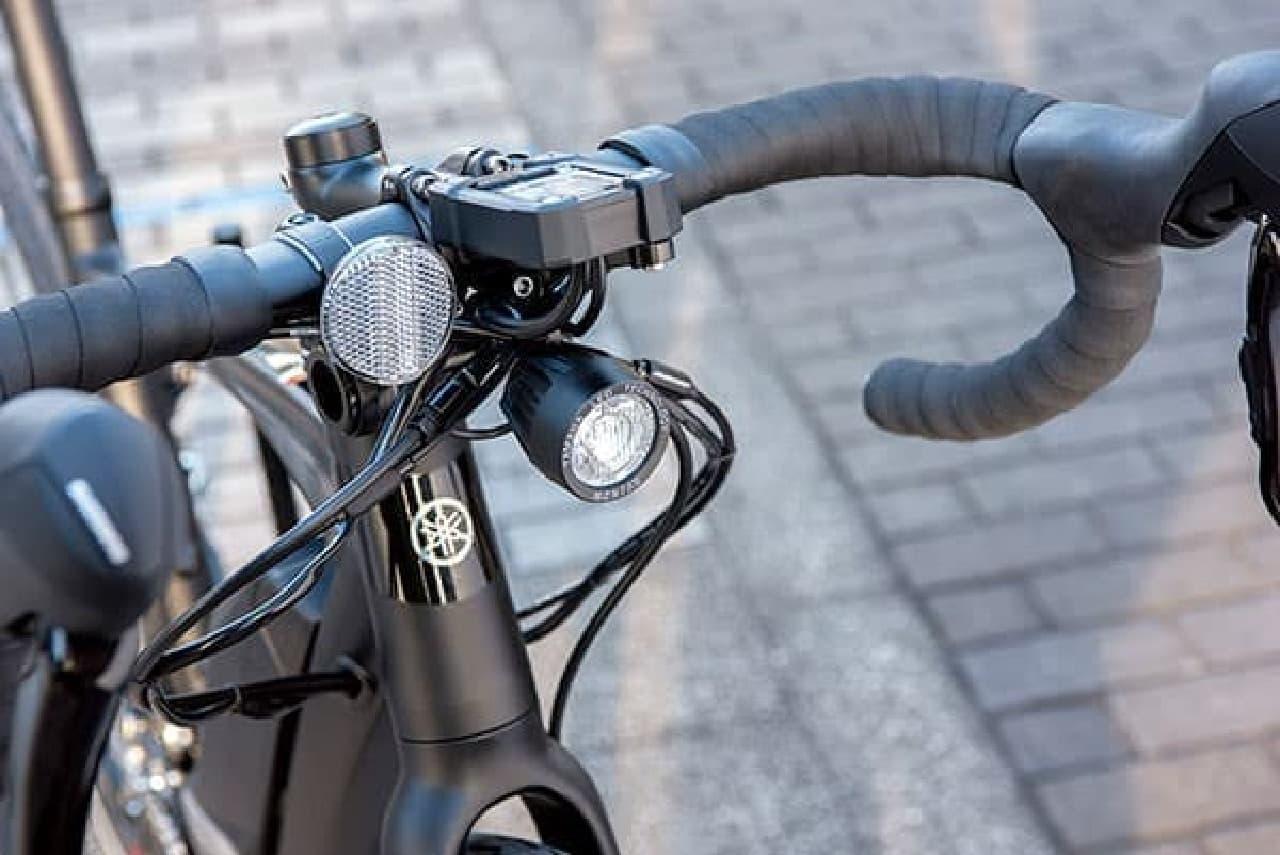 ロードバイクタイプの「YPJ-ER」