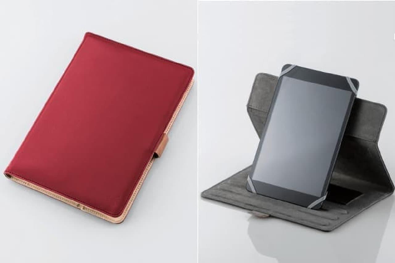 手帳型タブレットケース