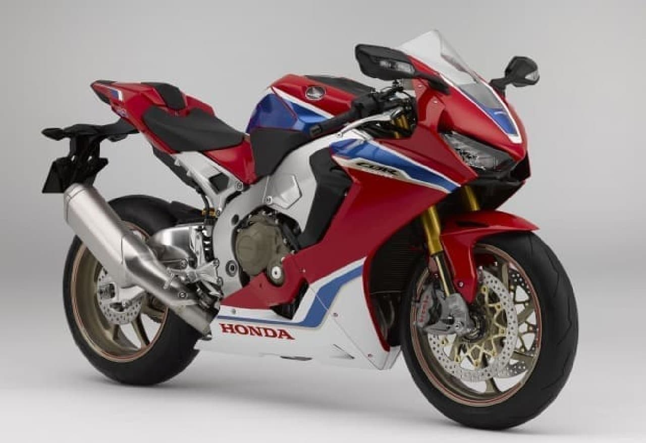 ホンダスーパースポーツ「CBR1000RR SP2」2018年モデル