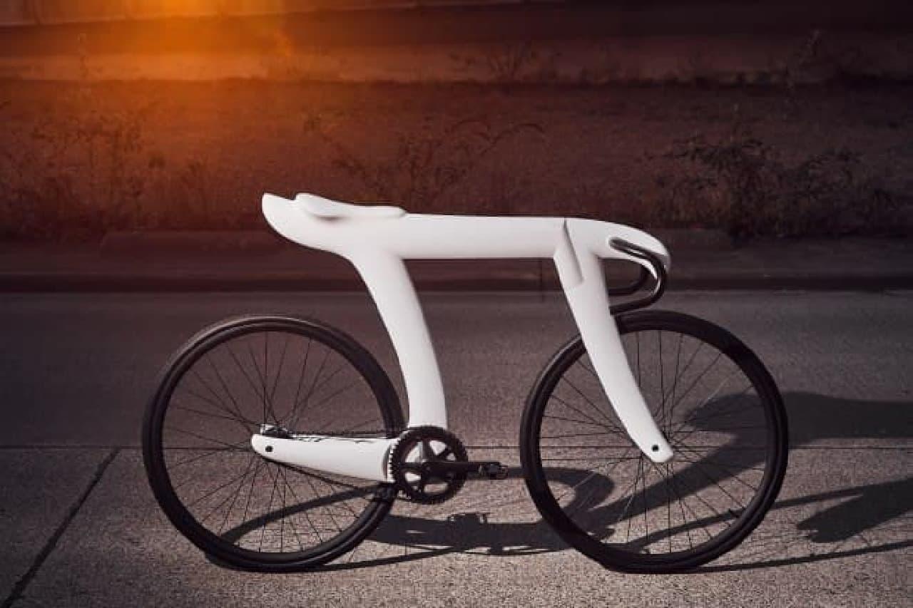 円周率「パイ」を称える自転車「PiCycle」