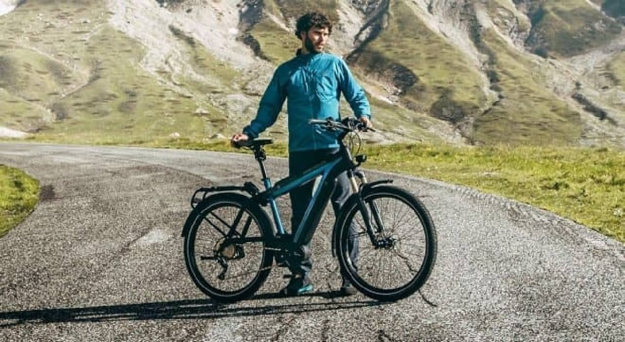 2倍走れる通勤用自転車「Supercharger」