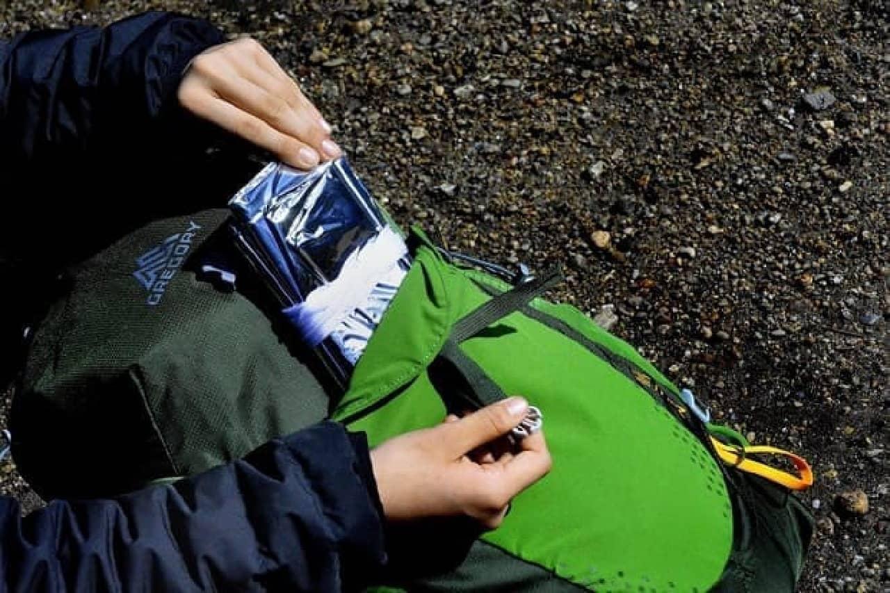 ポケットに入る太陽光調理器「SILVER BALLOON MINI COOKER」