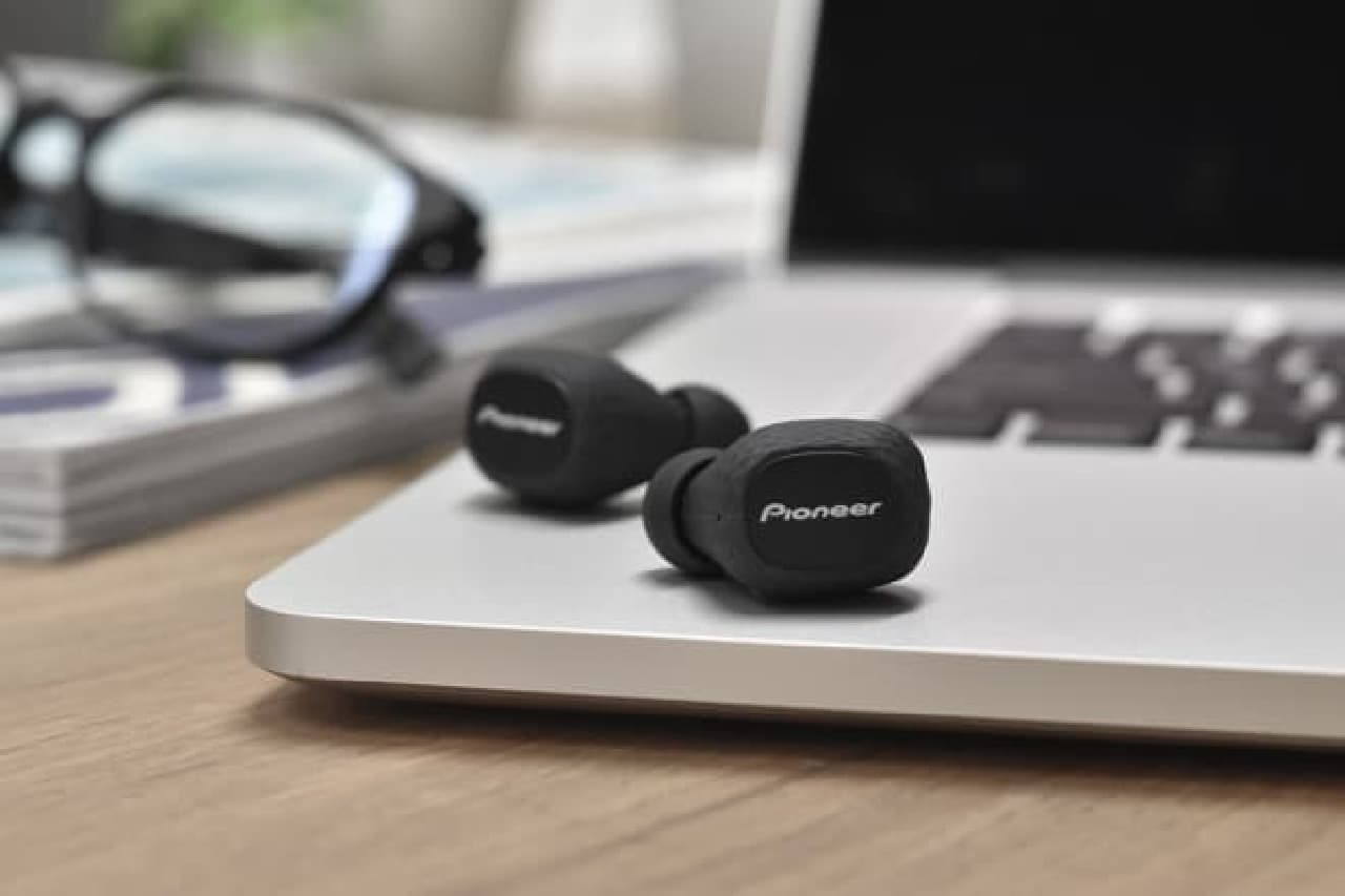 Bluetoothイヤホンのイメージ