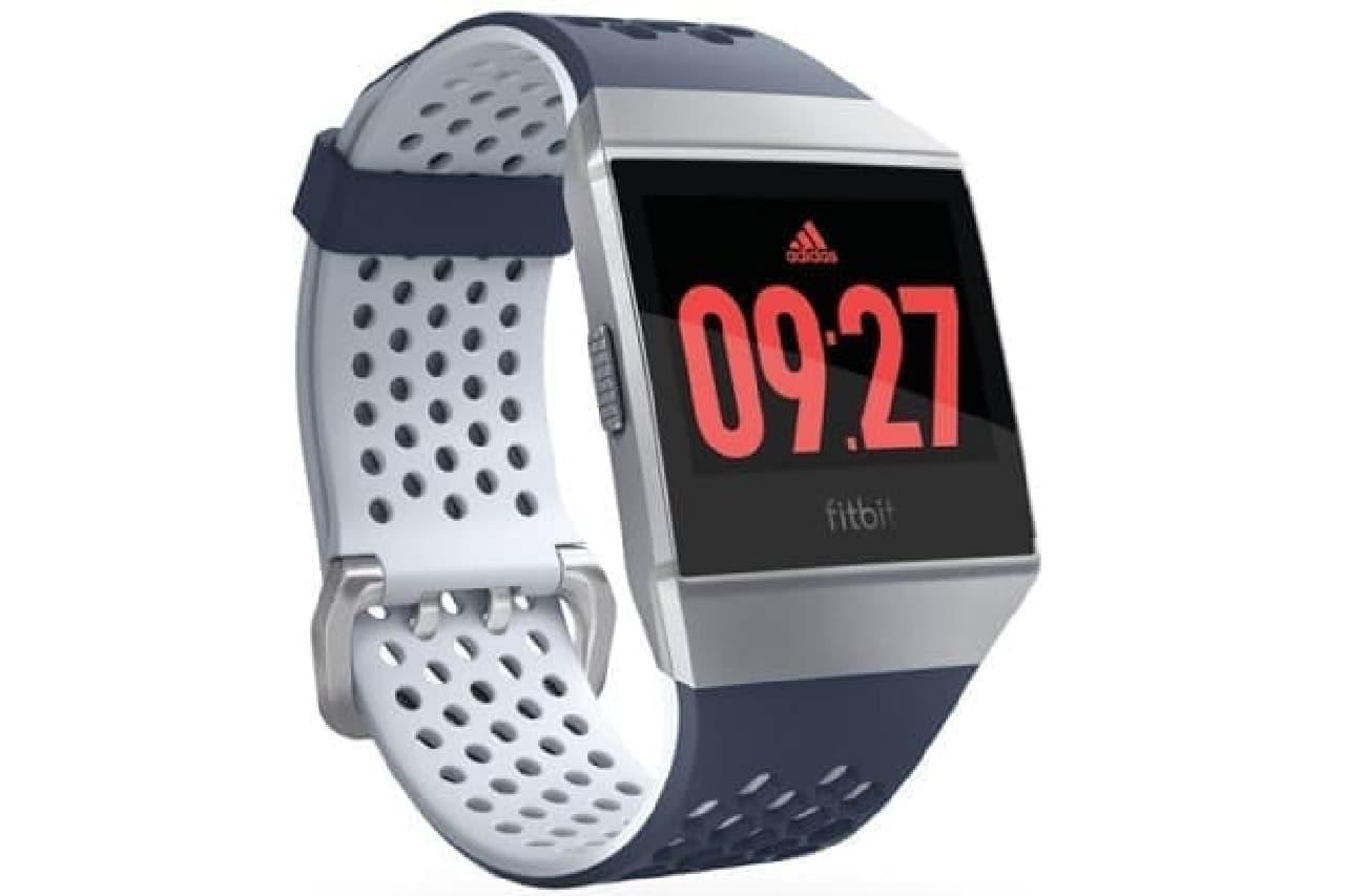 Fitbit Ionic アディダスエディション