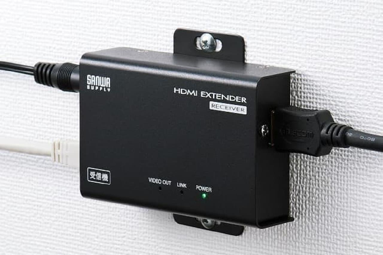 HDMIエクステンダー「VGA-EXHDLT」