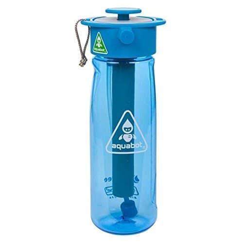 キャンプで便利なポータブル霧吹き&高圧噴霧器、LUNATEC「Aquabot」