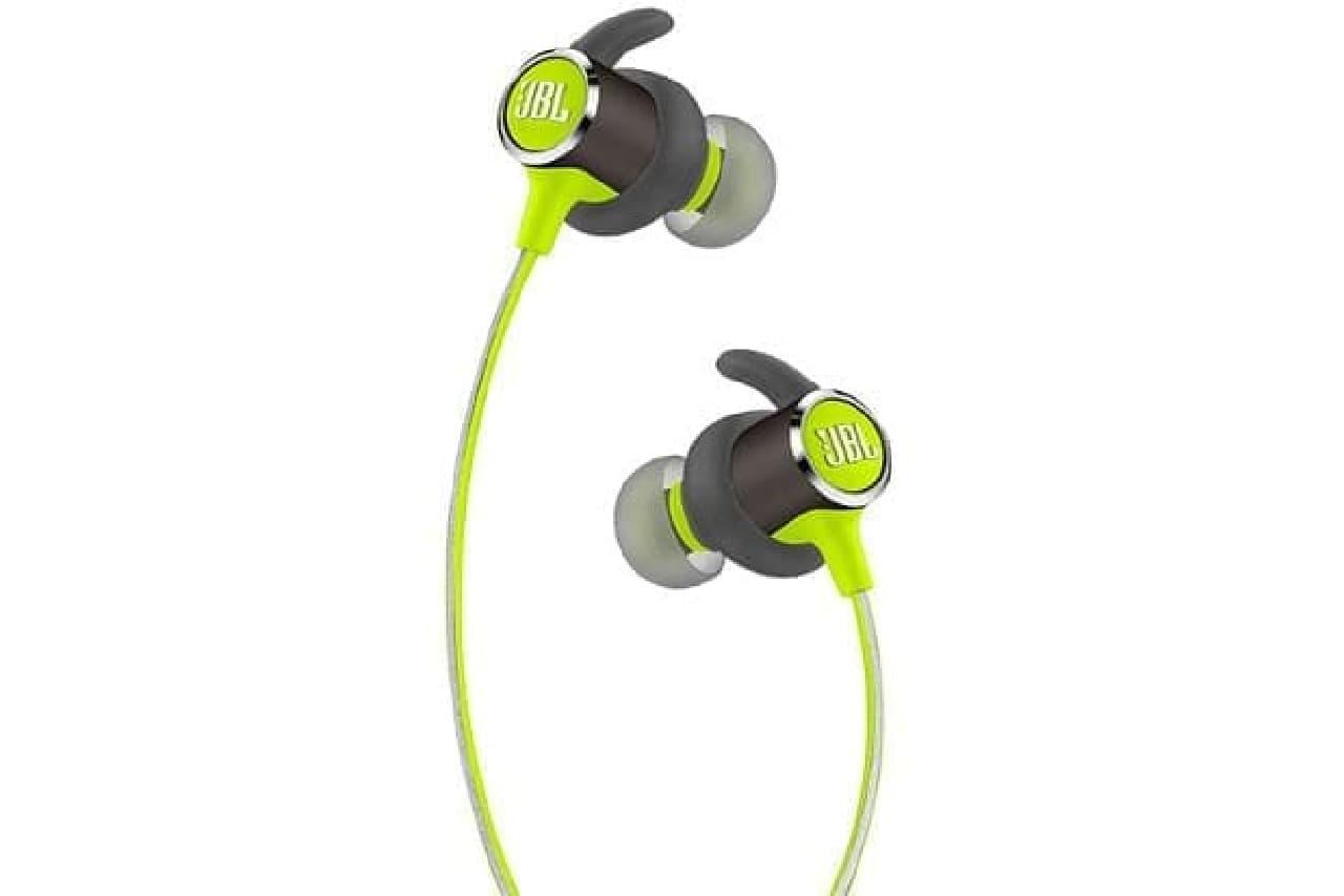 Bluetooth対応スポーツイヤホン「リフレクトミニ2」