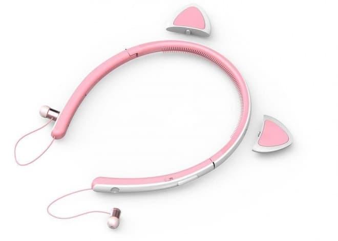 BluetoothイヤホンTronsmartの「Bunny Ears(うさ耳)」