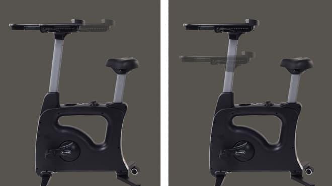 エアロバイク「FlexiSpotデスクバイクV9」に新色「ブラック」