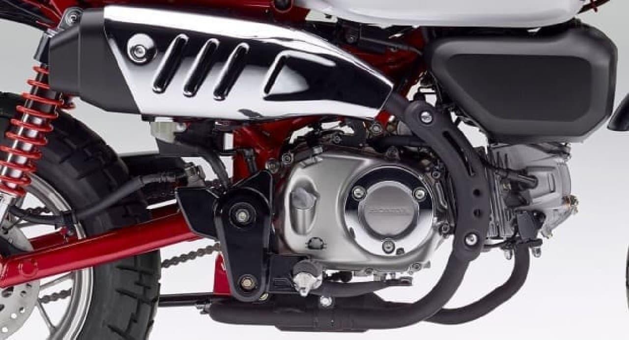 ホンダ、新型「モンキー125」を発売