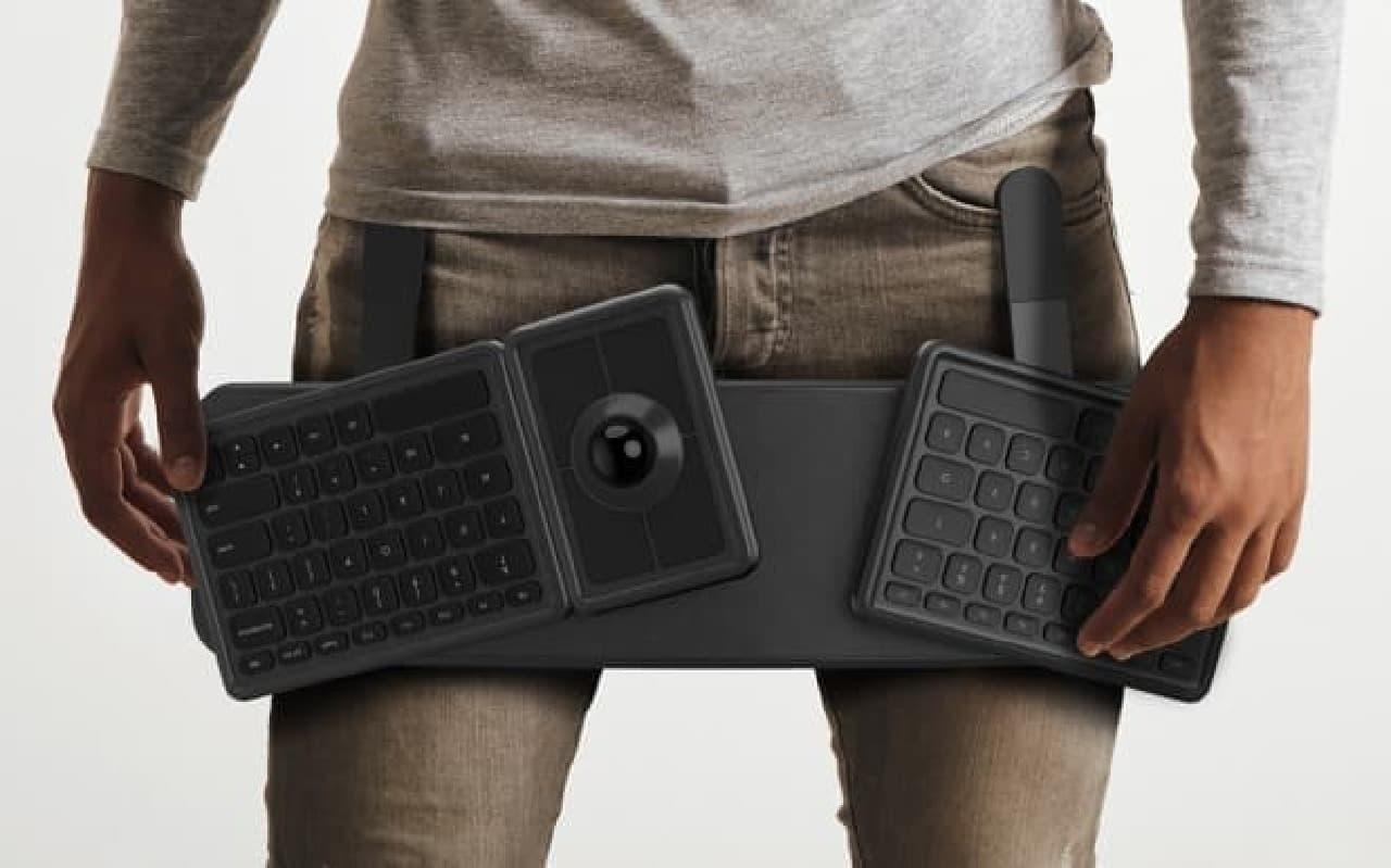 Ergonomic Keyboard(エルゴノミックキーボード)