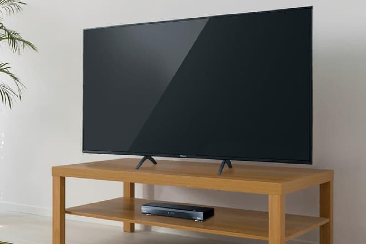4K液晶テレビ「TH-65FX780」