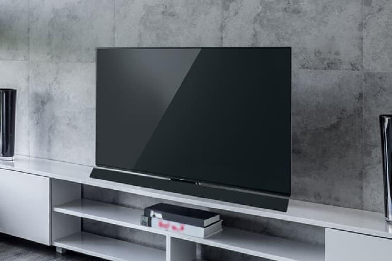 4K有機ELテレビ「FZ1000」