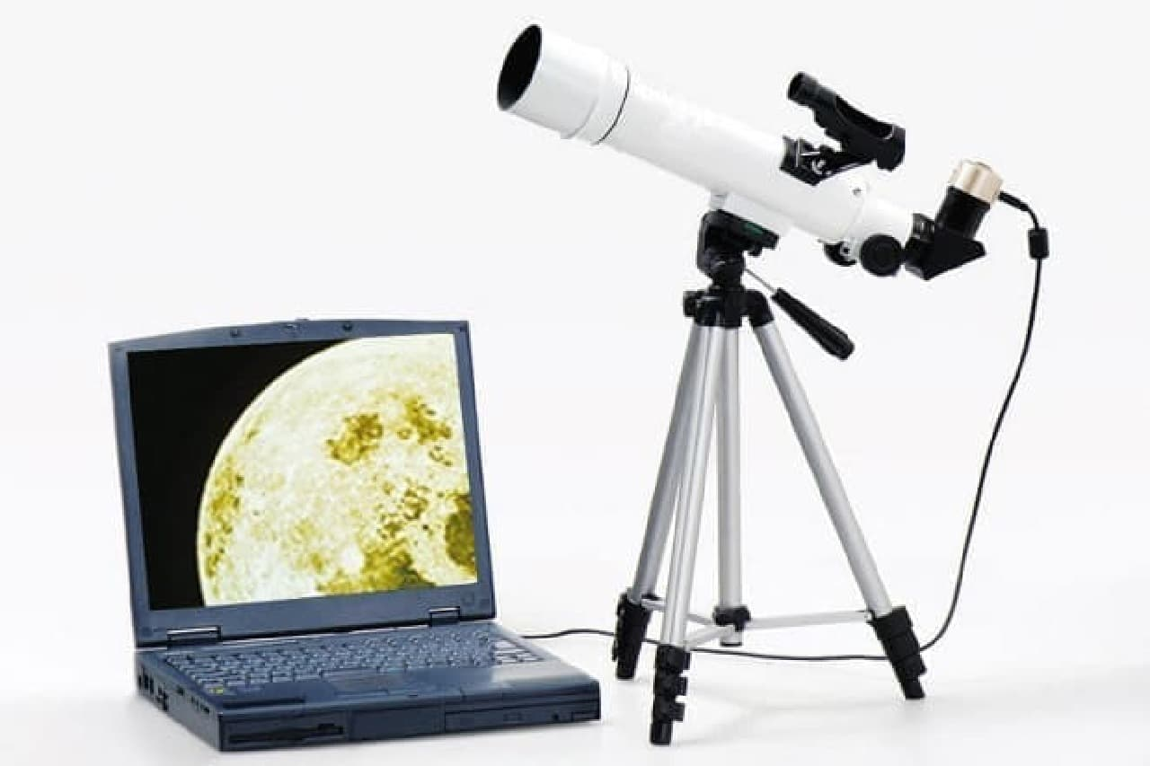 CMOSカメラ「デジアイピースDX」