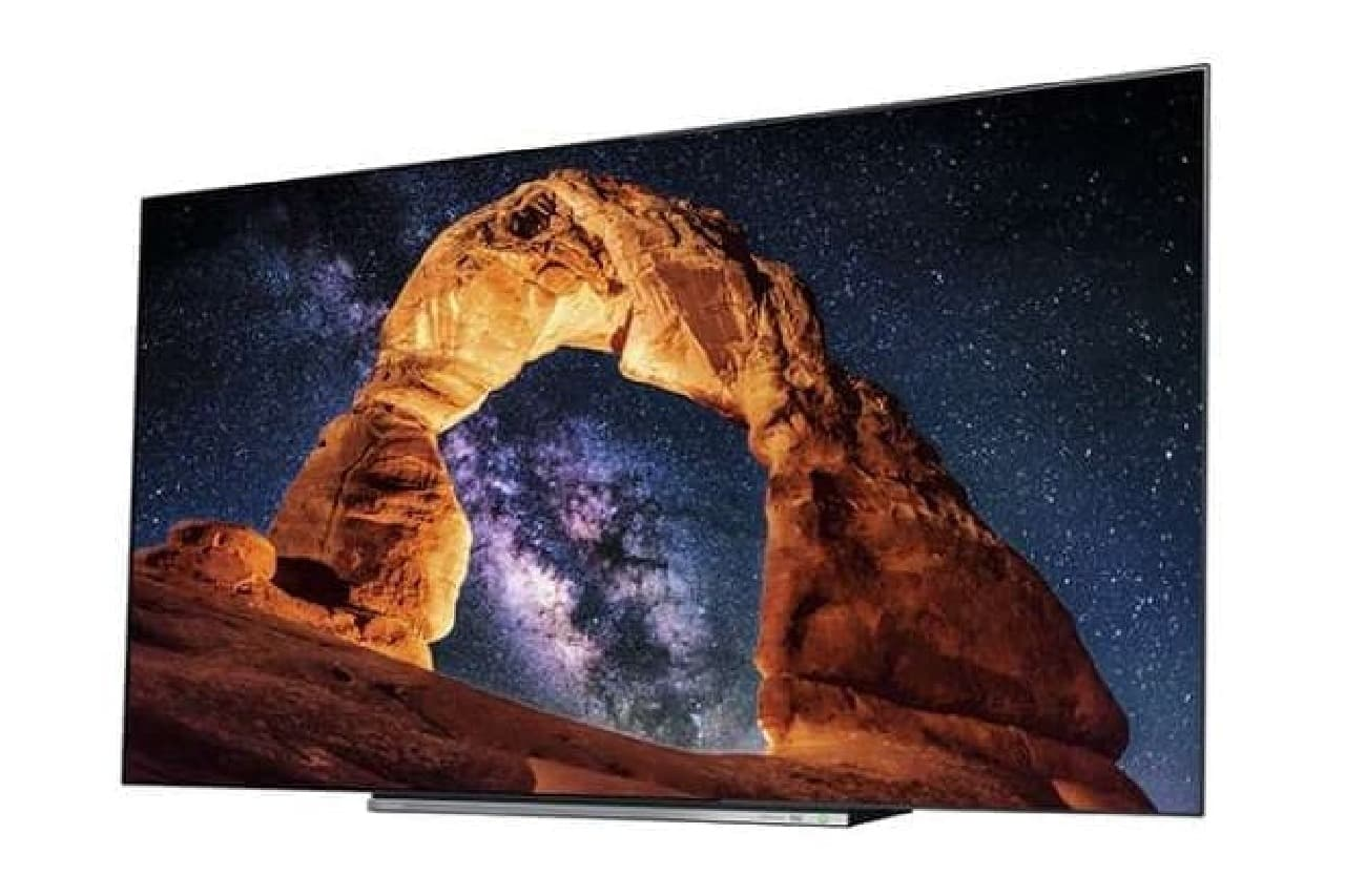 BS/CS 4Kチューナーを内蔵した有機ELテレビ「X920」