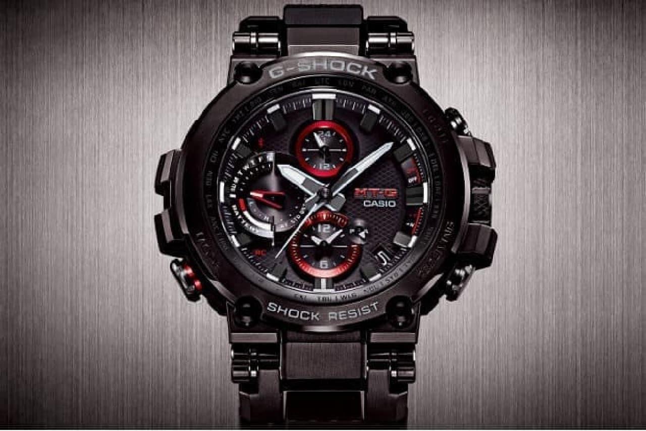 耐衝撃腕時計「MTG-B1000」