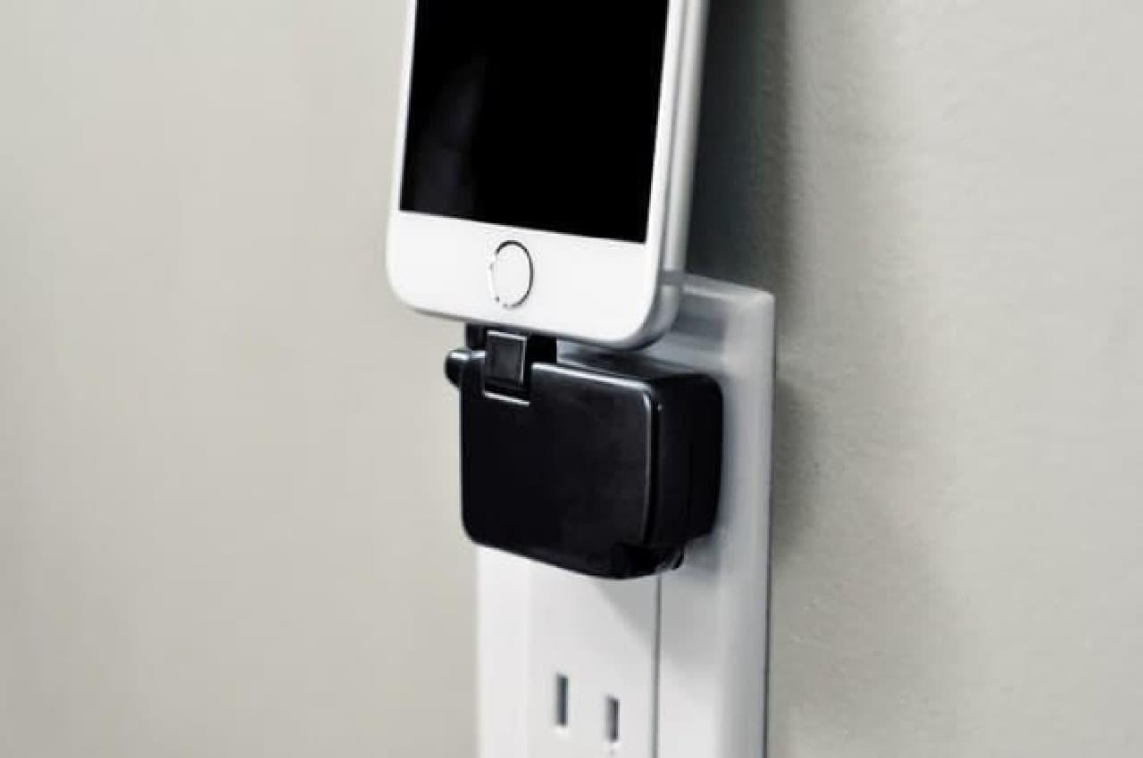 スマートフォン充電器「Chargerito」にUSB Type-C対応版登場